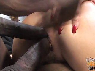 Mature mom gets DOUBLE creampie due son..
