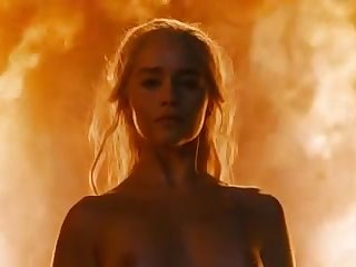 Nudity scenes from Game of Thrones..