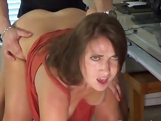 Mom Surprise Son Alone and let Him Fuck..